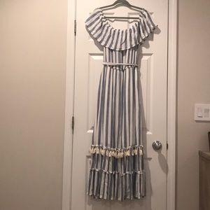 Altar'd State Maxi dress - L